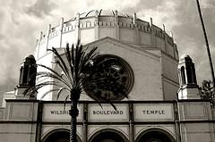 Wilshire temple photo