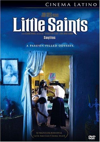 DVD cover for Santitos/Little Saints (1999, Mexico)