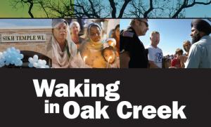 Poster for Waking in Oak Creek