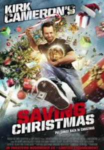 """Kirk Cameron's """"Saving Christmas"""""""