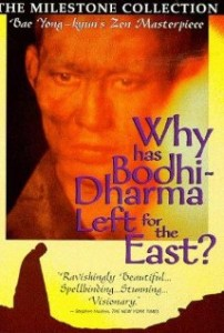 Why Has The Bodhidharma Left For The East