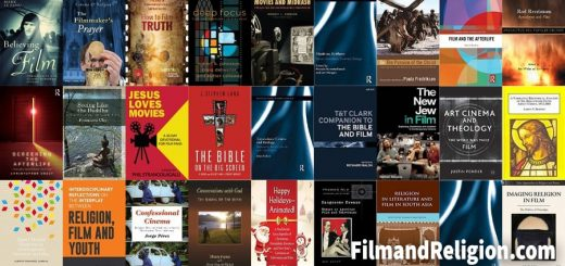 Covers of the 27 books added to FilmandReligion.com in August and September 2019