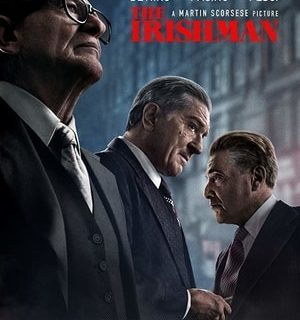 Poster for The Irishman
