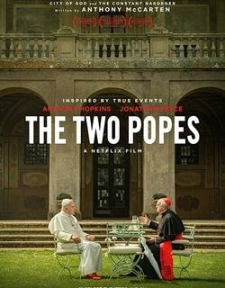 Poster for The Two Popes