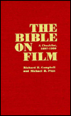 Cover for Bible on Film: A Checklist, 1897-1980