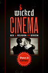 Cover for Wicked Cinema: Sex and Religion on Screen